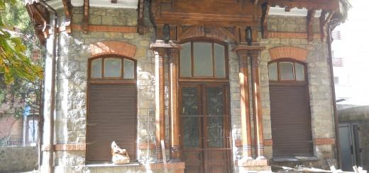 Clădire din Sinaia