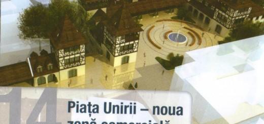 proiect piata unirii