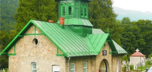capela cimitir setu sinaia