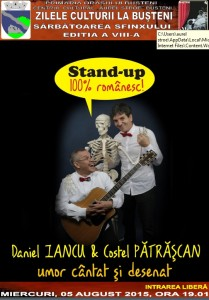 5 stand-up comedy