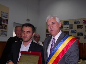 Mircea Coca si Bogdan Serban