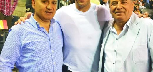 Giga Popescu si Savin