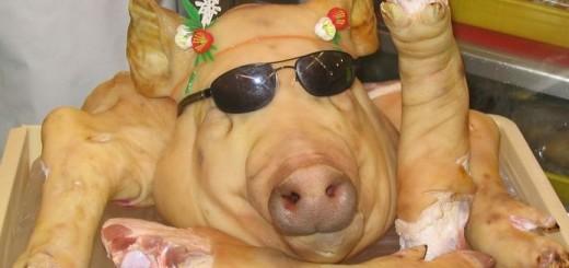porc taiat