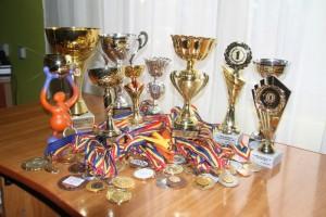 18. Cupe si medalii castigate de Catalina si Andra Popa din 2012 (Sah)