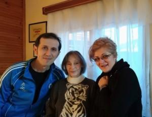 4. Carmen Radulescu, Marina Voica (acasa la Marina), MCP
