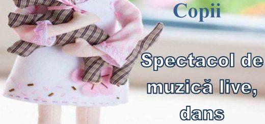 Afis Concert Busteni