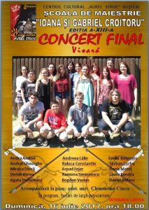 concert final croitoru